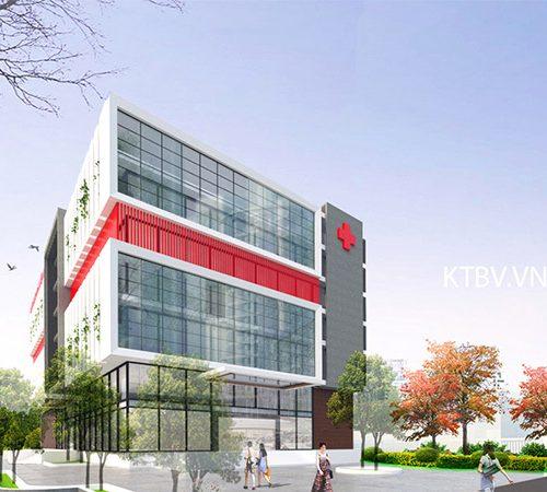 Phương án thiết kế bệnh viện 115 - Nghệ An