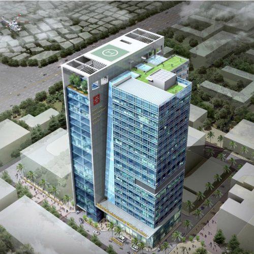 Dự án thiết kế bệnh viện